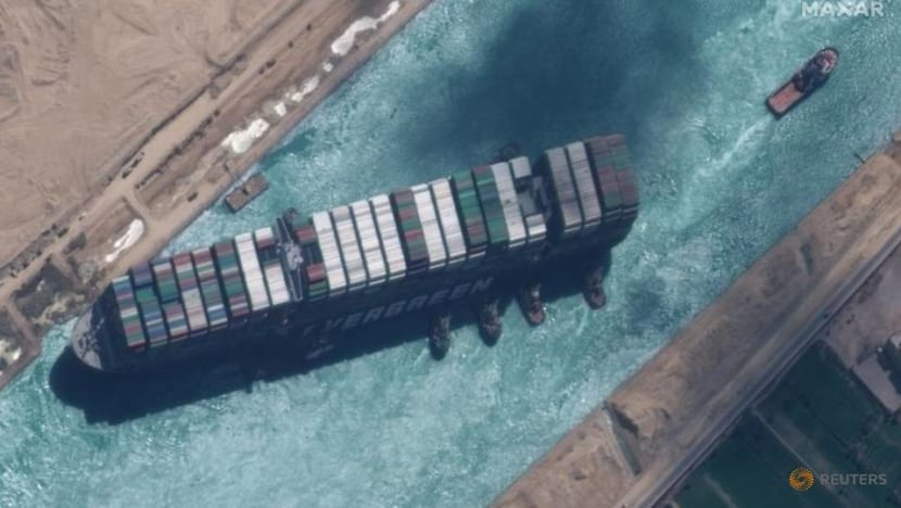 Suez blockage may lead to large reinsurance claims, broker Willis Re says