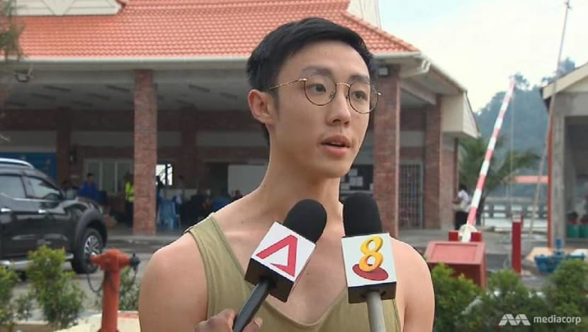 Son of missing Singaporean kayaker in Malaysia urges authorities to 'maintain search effort'