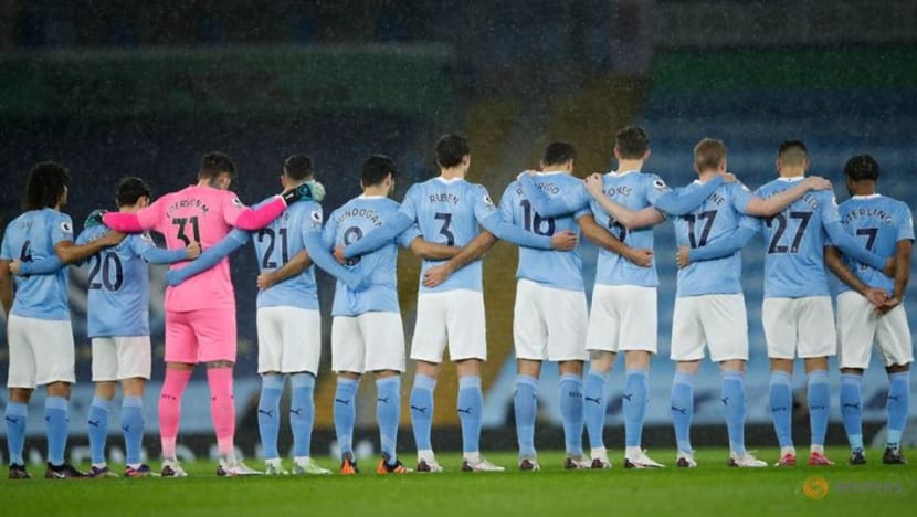 Man City return to training after COVID-19 outbreak at club