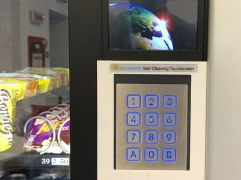 Touchless lattes and self-service kiosks: office break rooms go virus-proof