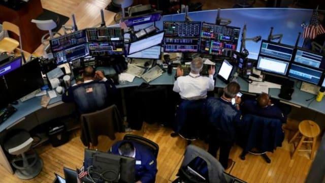 美国华尔街股市上涨 两指数创历史和收市新高