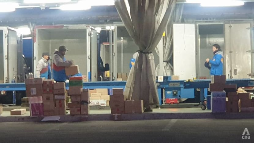 South Korea's deadly parcels: Delivery workers suffer brunt of pandemic boom