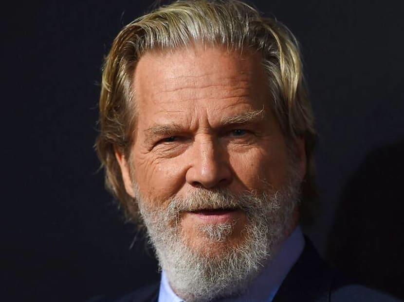 Award-winning actor Jeff Bridges says he has lymphoma, cites good prognosis