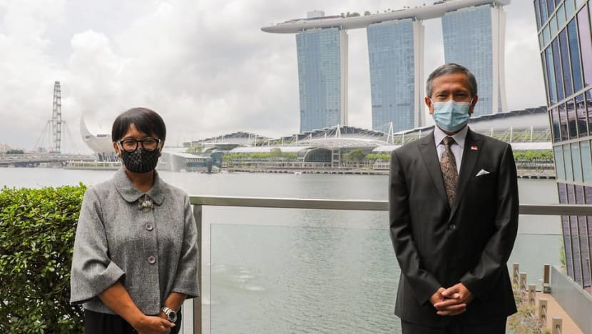 Singapore and Indonesia to begin discussions on 'reciprocal green lane' for essential travel: MFA