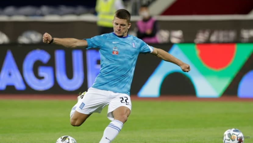Soccer-Norwich sign Greece winger Tzolis from PAOK