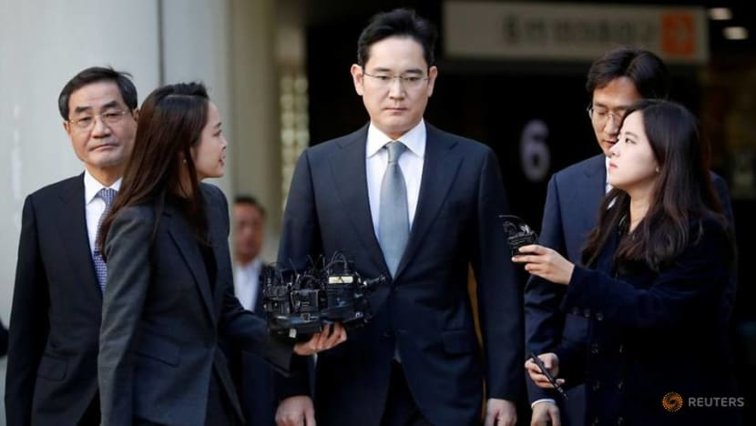 Samsung's Jay Y Lee on cusp of stepping out of father's shadow