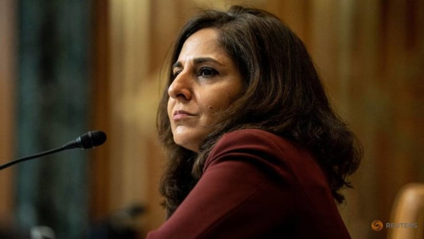 Biden budget nominee grilled from right and left at second hearing