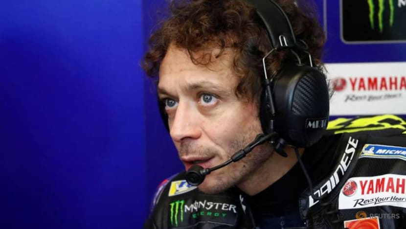 Motorcycling: Rossi's new VR46 team to race in MotoGP with Ducati bikes