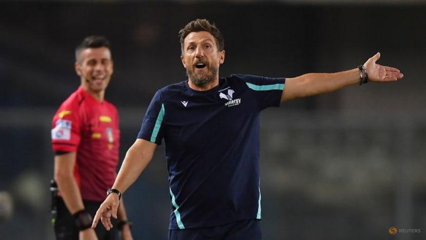 Football: Tudor replaces Di Francesco at Verona as Cagliari sack Semplici
