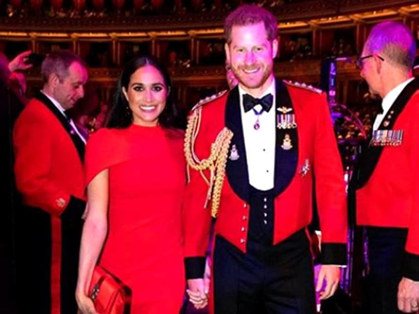Meghan Markle and Prince Harry's final royal appearance