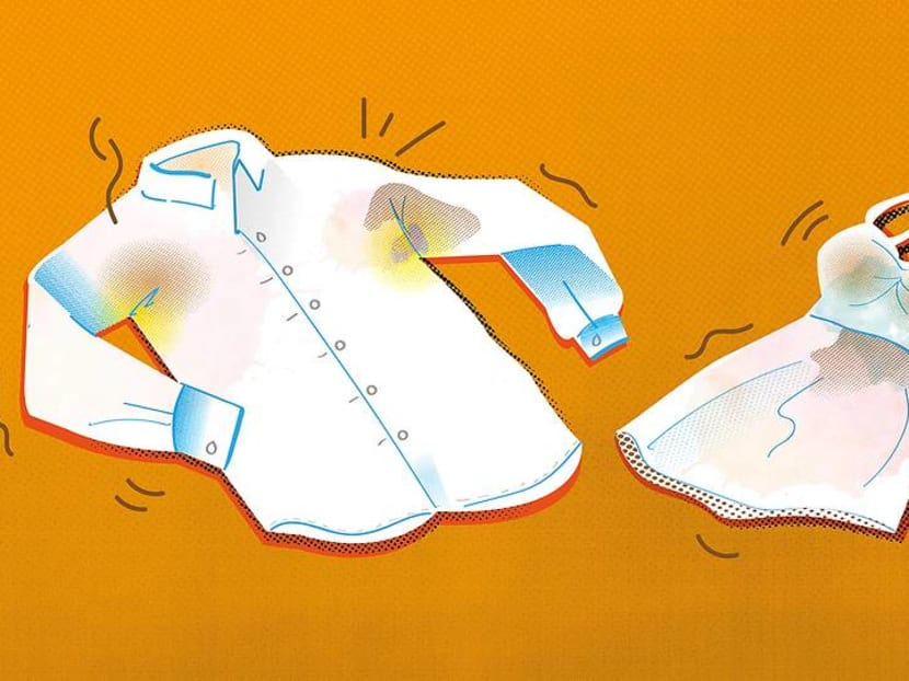 Beat the heat: How to dress up for work without worrying about sweat stains