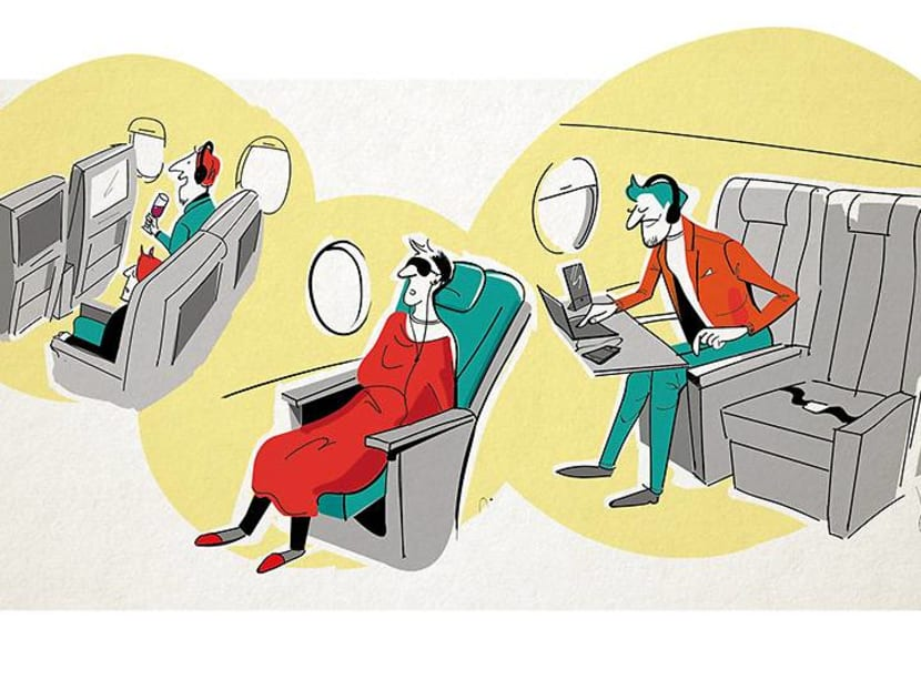 What type of business traveller are you: Night Watch or Wonder Bladder?