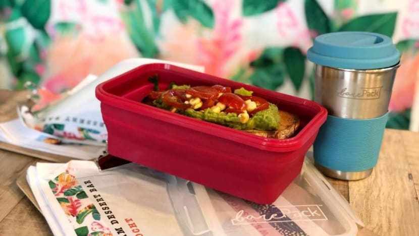 Reusable containers for your next food delivery?