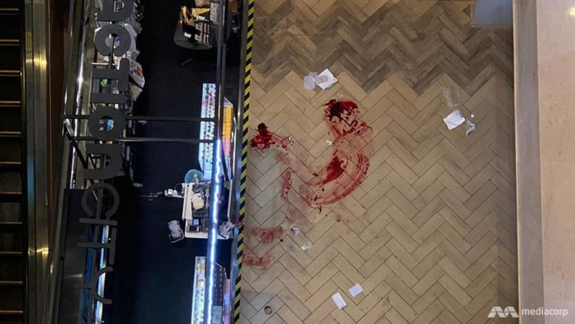 35-year-old man dies from fall in Ngee Ann City