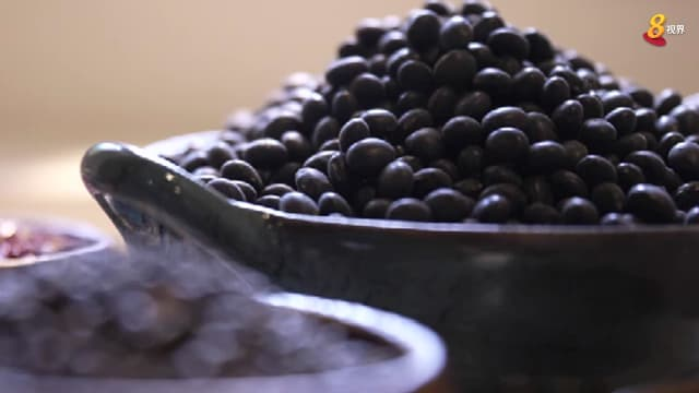 晨光 养生时膳:黑豆助哺乳女性调养身体