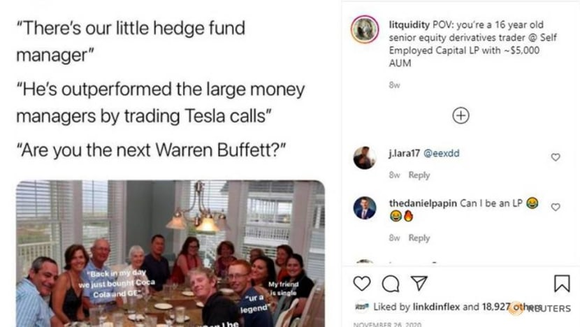 From broker notes to memes: How the stock market went viral