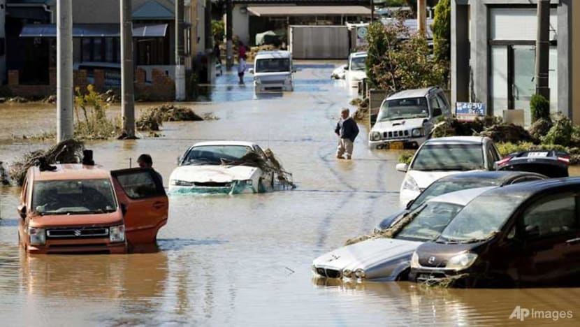 Death toll from Typhoon Hagibis rises to 56 in Japan: Report