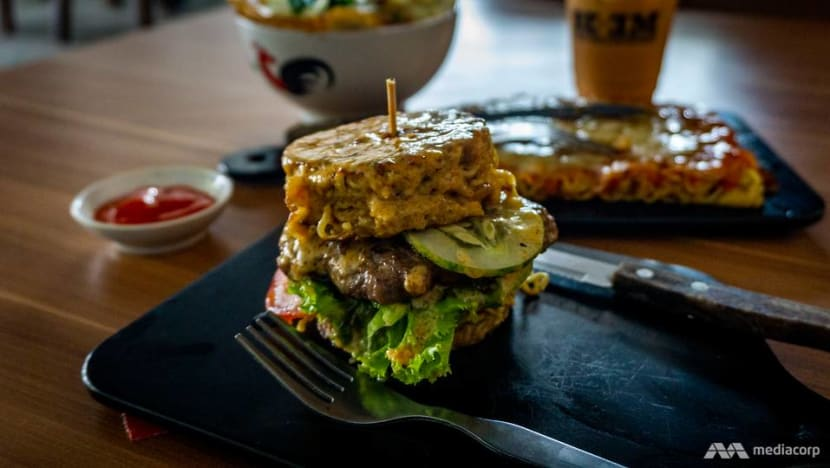 Instant noodle obsession: 5 quirky twists to the classic Indomie in Jakarta