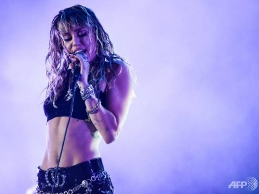 Miley Cyrus: 'Don't fight evolution, because you will never win'