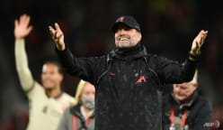 Klopp ready for beers after 'insane' Liverpool rout of Man Utd