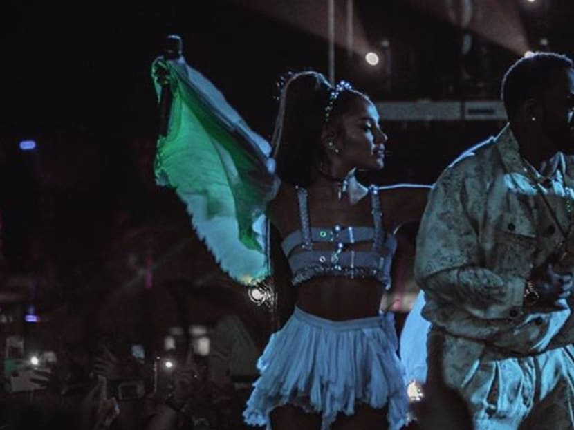 Ariana Grande reportedly paid US$8m for Coachella performance, featuring NSYNC, Diddy and Nicki Minaj