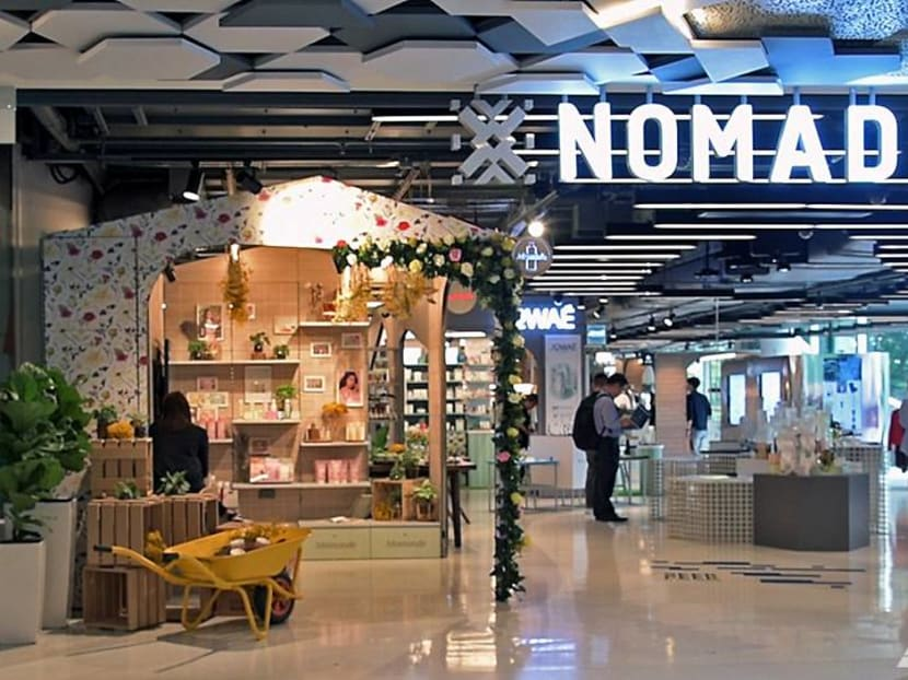 Taobao opens first physical store in Singapore at new retail concept outlet Nomadx