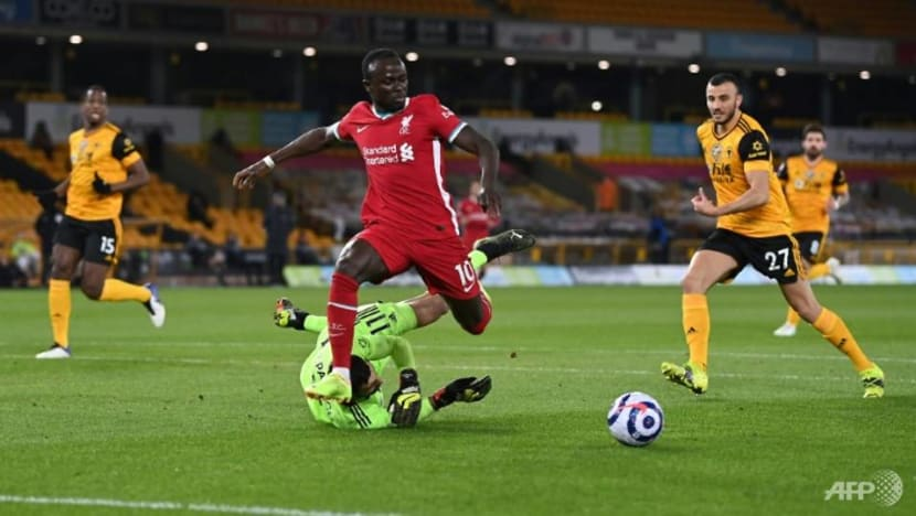 Football: Liverpool's Klopp backs Sadio Mane to rediscover form in front of goal