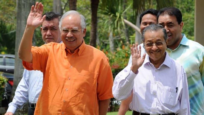 Malaysia PM Mahathir says 'big quarrel' with Najib kept his mind active