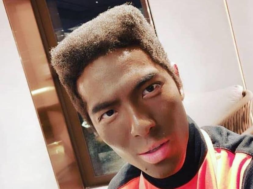 Taiwanese singer Jam Hsiao dresses up as Will Smith for Halloween party – in blackface