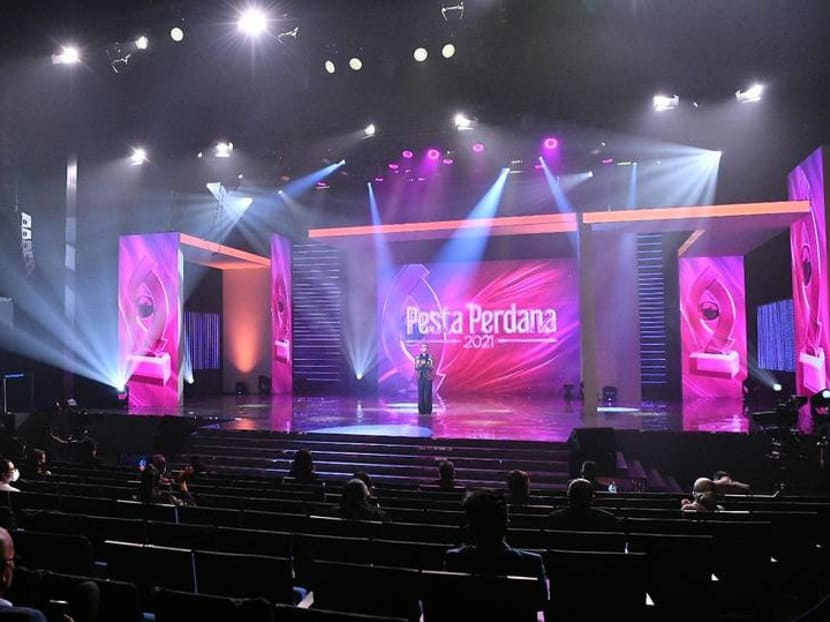 Fantasy-drama series Raksasa wins big at Pesta Perdana 2021