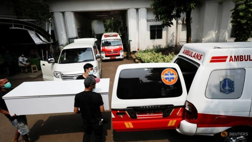 Daily new COVID-19 cases in Indonesia could go up to 40,000, says coordinating minister