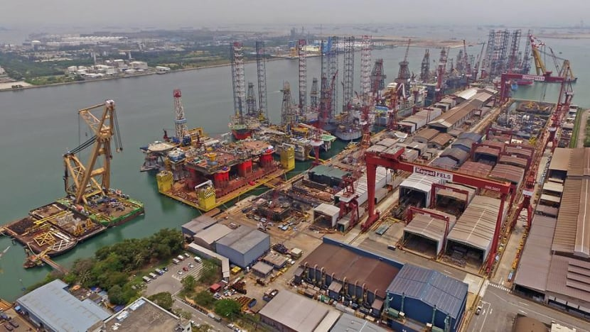 7 people charged with corruption in case linked to Keppel FELS