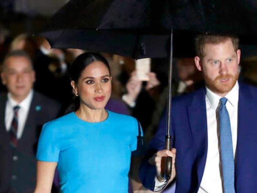 Split from royal life 'unbelievably tough', Prince Harry tells Oprah Winfrey