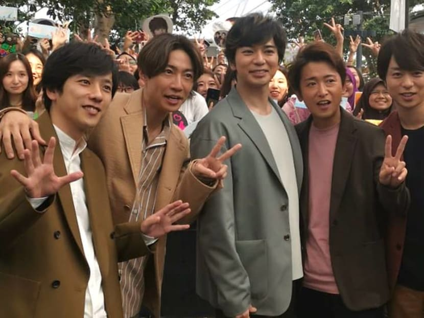 Japanese band Arashi wants to stay connected to fans during indefinite break