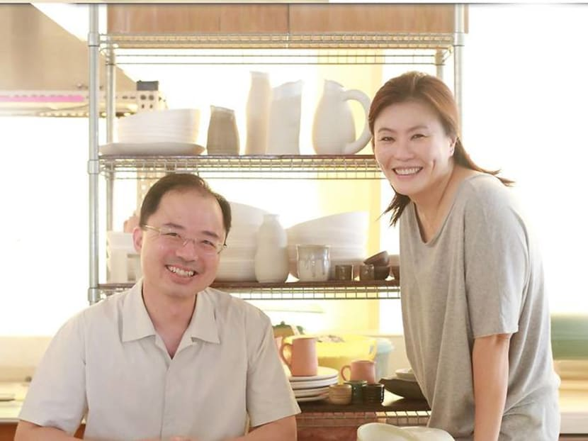 Creative Capital: The couple who makes ceramic tableware for Singapore's top restaurants