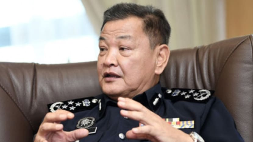 More than 100 Malaysian police officers tested positive for drugs: Police chief