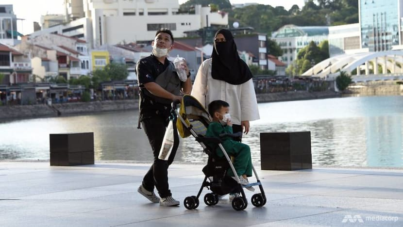Singapore to seek public engagement with young couples on raising families in a post-COVID-19 world