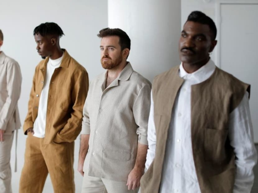 Menswear designers inspired by hometowns and exotic locales at NY Fashion Week