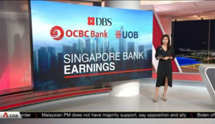 Singapore's 'Big 3' banks post better-than-expected earnings | Video