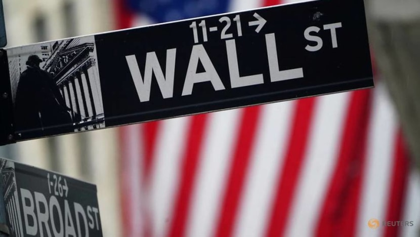 Wall Street slips as tech slide resumes, jobless claims rise