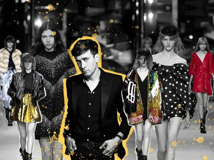 The 'Donald Trump of fashion': Why fans of Celine are so mad at Hedi Slimane's work