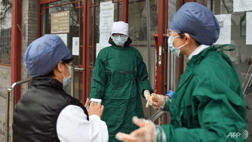China reports 71 more COVID-19 deaths, lowest in 2 weeks