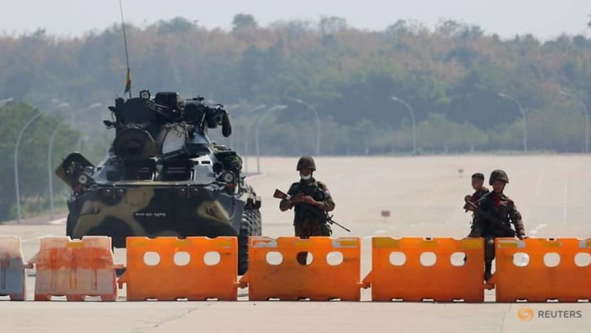 Myanmar military takeover threatens country's development: World Bank