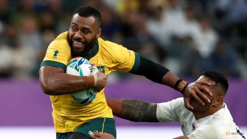 Rugby-Wallabies boss Rennie to use last Giteau Law exemption on Kerevi