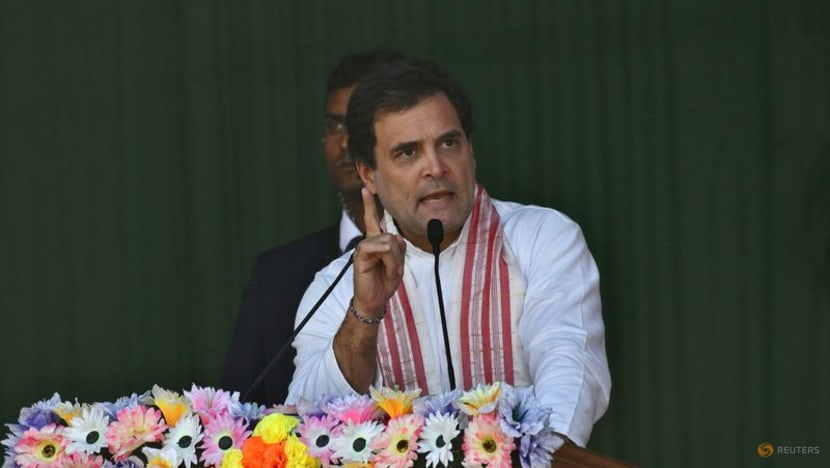 Twitter reinstates accounts of India's Rahul Gandhi, other opposition leaders
