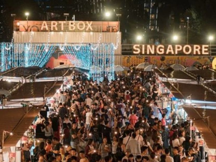 A bigger Artbox Singapore is back for a third year at new Turf Club venue