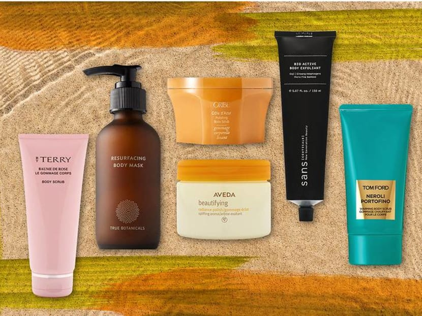Get beach-ready skin with body scrubs and exfoliants that work a treat