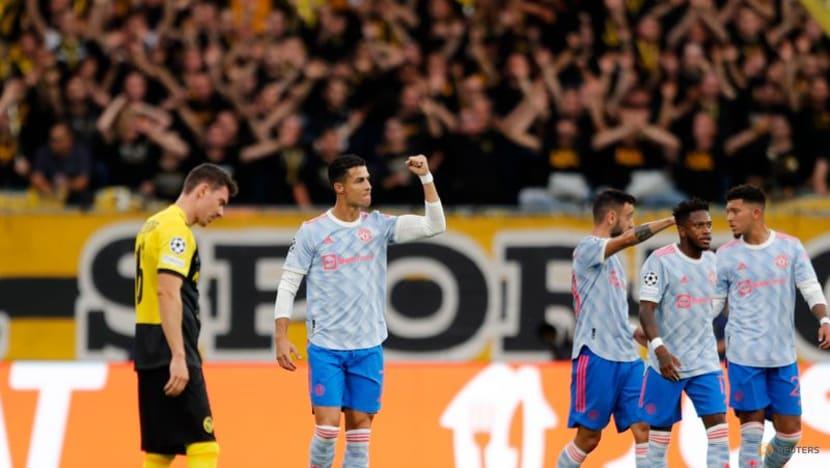 Football: Siebatcheu earns Young Boys late win over 10-man Man United