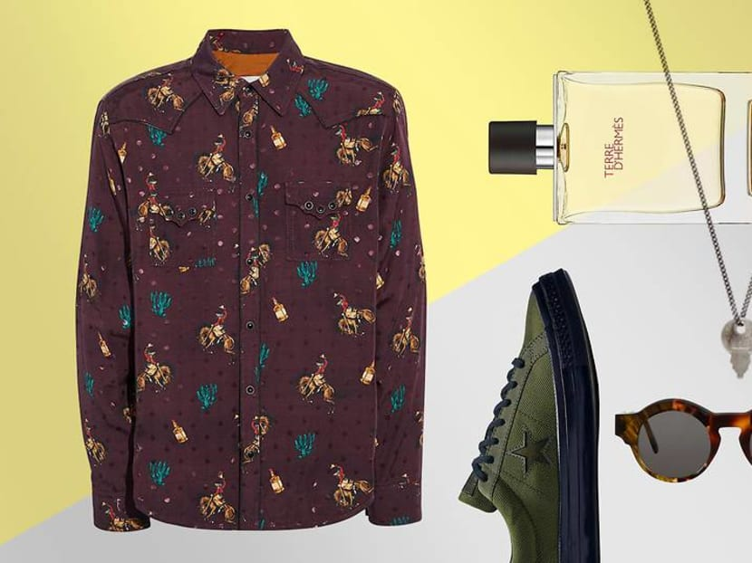 The Men's Edit: 5 stylish items to raise your style game in October
