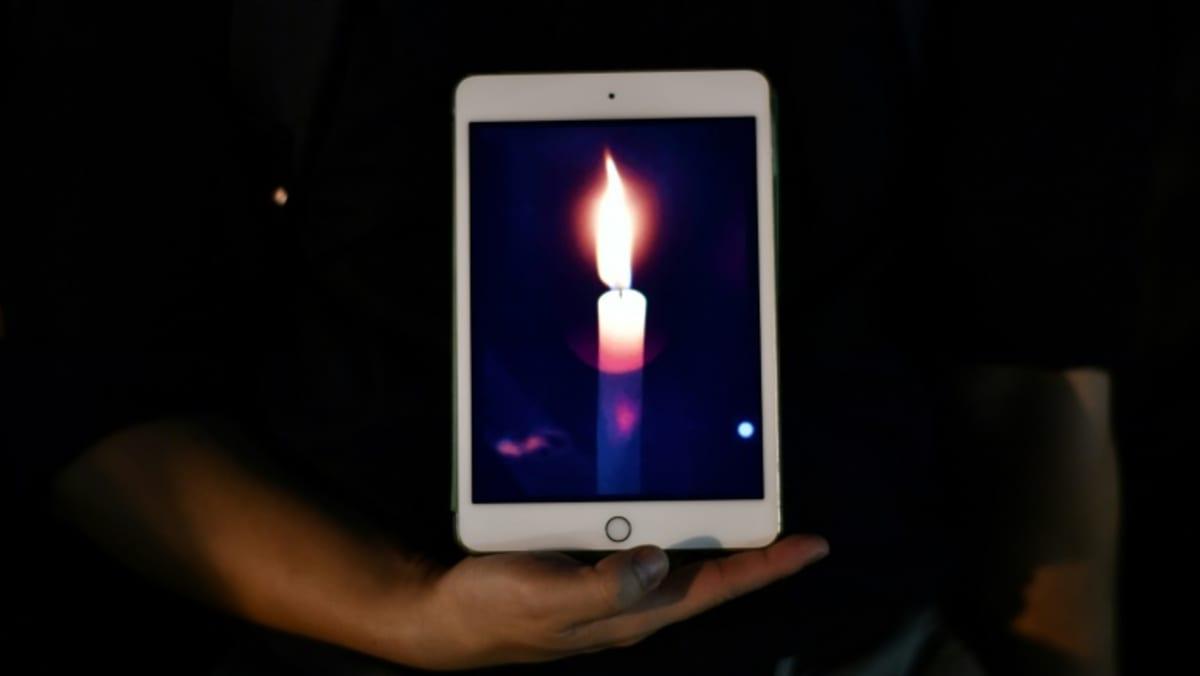 Hong Kong police order Tiananmen vigil group to delete websites